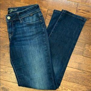 Mavi Gold straight leg jeans